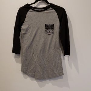 Tops - Cat t shirt